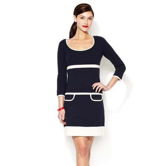 6b9d5e62bb0 kate spade Dresses   Skirts - Kate Spade Cathie Sweater Dress XS Nautical ♤️